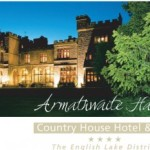 Armathwaite Hall launches online Gift Cards